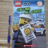 LEGO City Calling All Cars! (Scholastic Reader 50-250 Words Level 1)