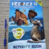 Ice Age 4: Continental Drift Activity Book