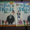 My Fun With Words Volume 1 and Volume 2