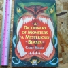 A Dictionary of Monstes & Mysterious Beasts