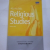 AS/A-Level RELIGIOUS STUDIES: Essential Word Dictionary
