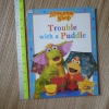 Trouble With a Puddle (Paperback/ Mopatop's Shop)