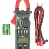 MASTECH MS2008A ุ0-600VDC/VAC Digital Clamp Meter (AC DC Current Voltage Resistance)