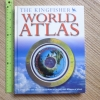 The Kingfisher's World Atlas (With CD-ROM)