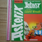 Asterix Book 13: Asterix and the Laurel Wreath