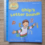 Read With Biff, Chip & Kipper: Chip's Letter Sounds (First Stories Level 1)