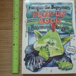 Fungus the Bogeyman PLOP-UP BOOK