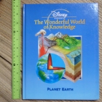 (Disney) The Wonderful World of Knowledge: PLANET EARTH