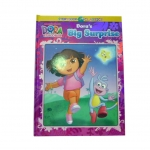 Dora's Big surprise (Dora the Explorer)
