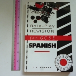 Role-Play Revision For GCSE SPANISH