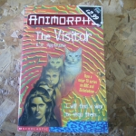 Animorphs 2: The Visitor