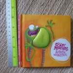 (Not So) Scary Monsters: Noisey Monster (Mini Book with Pop-up)
