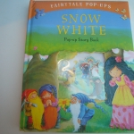 Snow White Pop-up Story Book