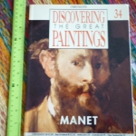 Discovering the Great Paintings 34: MANET