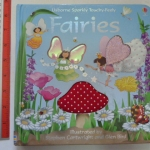 FAIRIES (Usborne Sparkly Touchy-Feely)