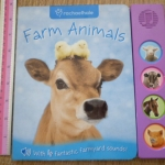 Farm Animals (Sound Book)