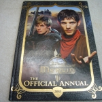 The Adventure of MERLIN : The Official Annual 2011
