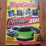Top Gear The Official Annual 2011
