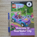Lego Friends: Welcome to Heratlake City (Proficient Readers/ Level 4)