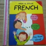 Hide & speak FRENCH (With Flaps)