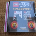 LEGO STAR WARS COLLECTION (Two Great Books and Two Minifigures)