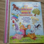 The Alef Bet Word Book (A Pictorial Hebrew-English Dictionary For Children)
