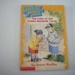 A Jigsaw Jones Mystery 5:The Case of the Stolen Baseball Cards A Jigsaw Jones Mystery 5