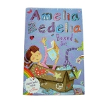 พร้อมส่ง Amelia Bedelia Boxed Set (4 Paperbacks) Plus 60 Stickers