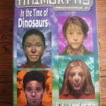 In the Time of Dinosaurs (Animorphs)