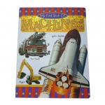 My First Book of Machines (Board Book)