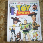 TOY STORY The Essential Guide (Disney-Pixar) ft. Toy Story 2