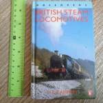 British Steam Locomotives (Observers)