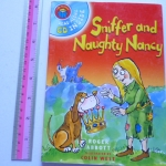 Sniffer and Naughty Nancy (Read-Along CD Inside)