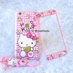 เคส 3 in 1 Kitty 01 iPhone 5/5S/SE