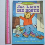 Joe Lion's BIG Boots (I Am Reading)