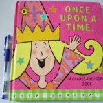 Once Upon A Time...(A Change-The-Story Book)