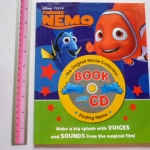 Finding Nemo (Book and CD/ Disney-Pixar)