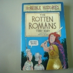 Horible histories:The Rotten Romans