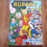 Rupert the 50th Daily Express Annual (1985)