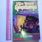 Give Yourself Goosebumps 31: The Werewolf of Twisted Tree Lodge