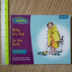 Billy the Kid + In the Bath (Oxford Read Write Inc., PHONICS)