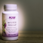 Now Foods, Solutions, Wrinkle Rescue, 60 Capsules
