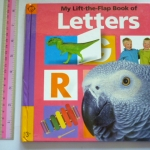 (My Lift-the-Flap Book of) LETTERS