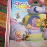 Cloud Babies Annual 2014