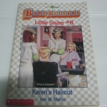 Little Sister #8 (Baby Sitters)