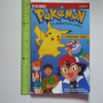 Pokemon TV animation Comic (I Choose You and Other Episodes)