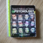 Research Methods and Statistics in Psychology (3rd Edition)