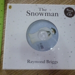 The Snowman (Book and CD)