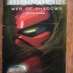 Bionicle Adventures 9: Web of Shadows