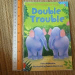 Double Trouble (Usborne Very First Reading: Book 1)